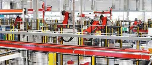 Software Development for Industrial Robotics