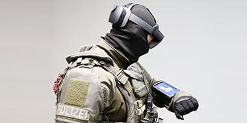 EVOK: Echtzeit Vor-Ort-Aufklärung und Einsatzmonitoring